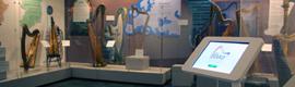 El Museum of Making Music de Carlsbad instala kioscos iPad interactivos de Lilitab