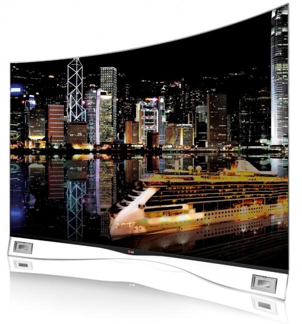 LG OLED Curvo 55EA9800
