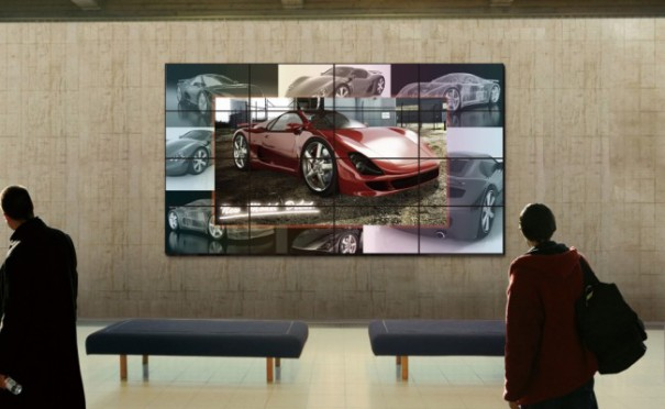 Panasonic videowall TH-55LFV5