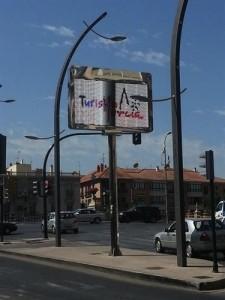 Pantalla Led Ayuntamiento de Murcia