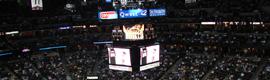 El estadio de los Denver Nuggets cuenta con el marcador más grande instalado en un recinto de la NBA
