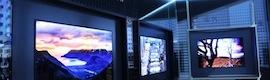 Diseño curvo con tecnología Oled y ultra alta resolución marcan los desarrollos en pantallas TV