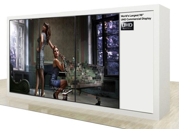 Samsung pantalla UHD IFA2013