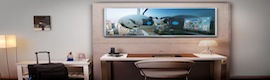 NH Hotels selects as its exclusive supplier to TP Vision, Philips TV manufacturer, for its guest rooms and business area