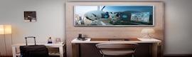 NH Hoteles elige como proveedor exclusivo a TP Vision, fabricante de TV Philips, para sus habitaciones y área de negocios