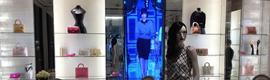 BrightSign impulsa los videowall que Dior ha instalado en sus tiendas de Europa y Asia