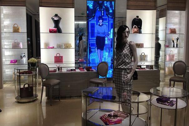 Tienda Dior en Paris