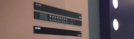 AMX Alero: amplificador de audio distribuido multisala para instalaciones acústicamente exigentes