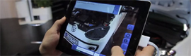 Volkswagen and metai take technical services of automobiles with the Marta app augmented reality