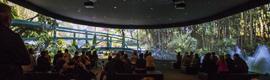 Acciona realiza una instalación audiovisual para la exposición temporal Monet´s Garden en Melbourne