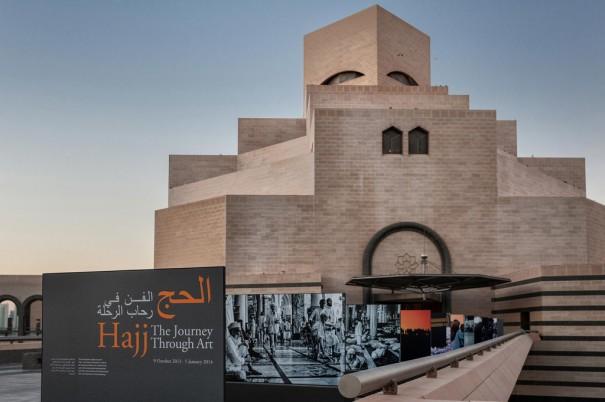 Acciona en exposicion Hajj en Qatar