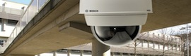 Bosch Security Systems integrates intelligent tracking technology in their new cameras Autodome 7000
