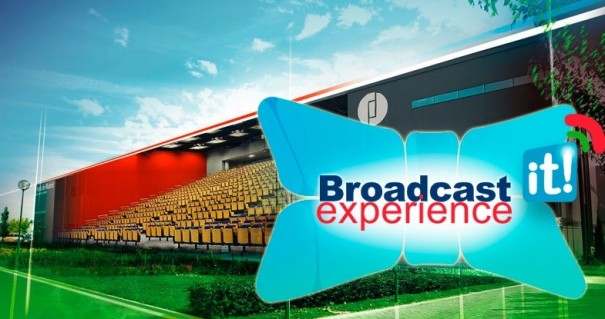 Broadcast it experience