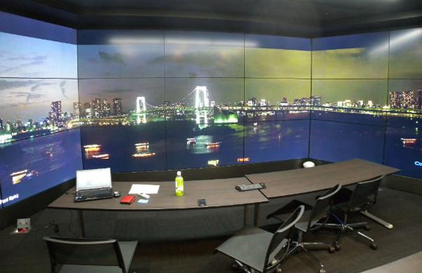 CIC experiencia 5K en Sharp Tokio