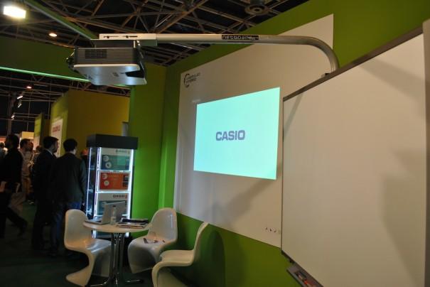 Casio SIMO Network2013