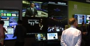 Christie en IBC 2013