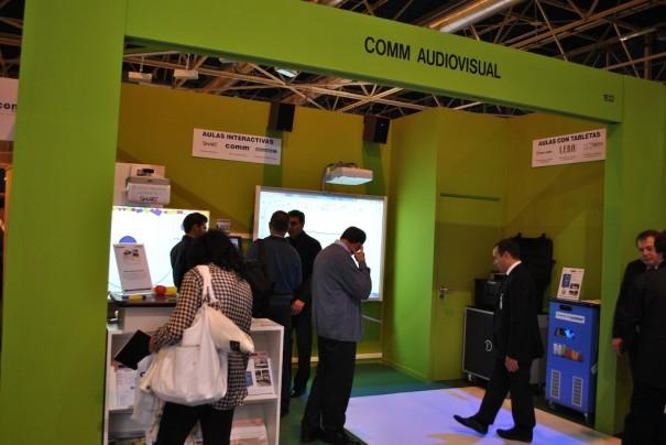 Comm Audiovisual SIMO Network2013