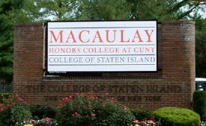 Daktronics College of Staten Island