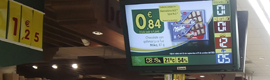 HiperDino amplía su proyecto de digital signage a los nuevos centros de Las Palmas y Tenerife