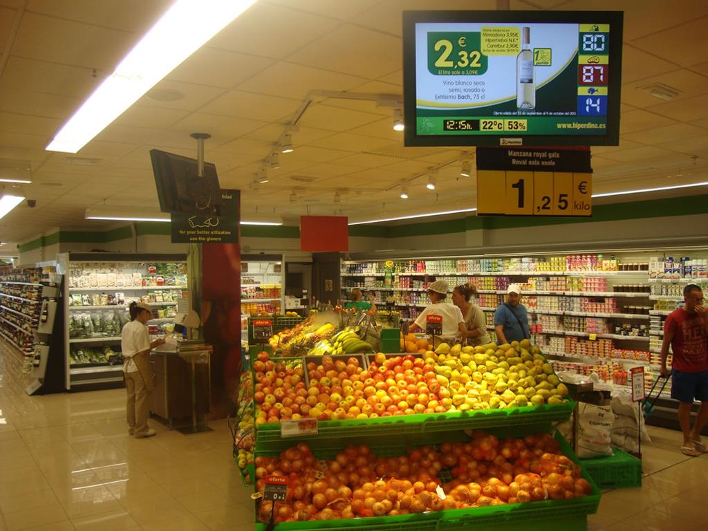 Virtual Supermarket Tour