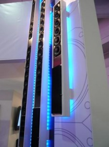Duran Audio Axys Intellivox