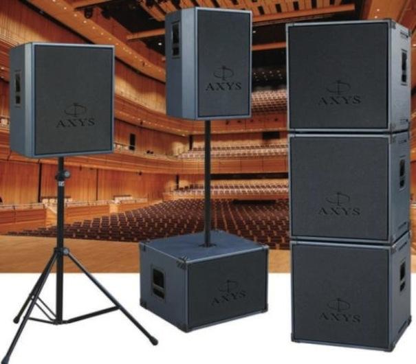 Duran Audio Axys