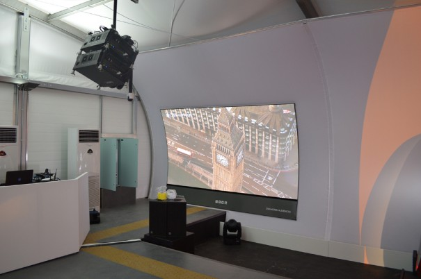Siemens exhibition inspired by 4 London