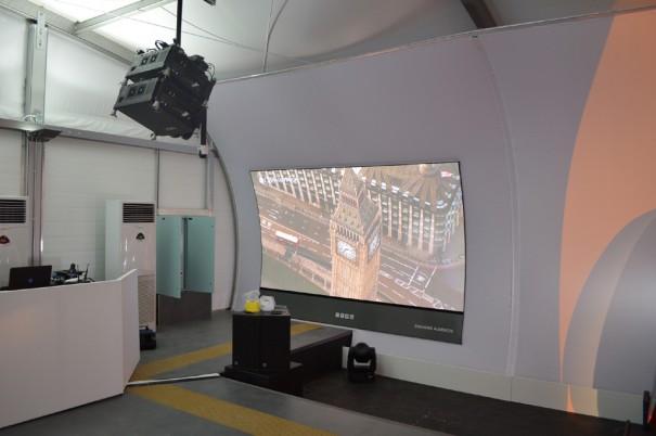 Exposicion Siemens Inspiro en Londres 4