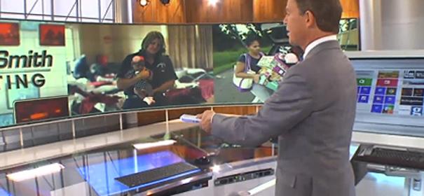 Fox News videowall