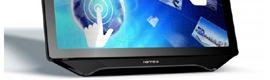 Hannspree G HT231HPB: monitor full HD con diez puntos táctiles e interfaz ModernUI