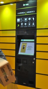 Inves Smart Lockers