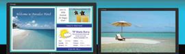JVC trae a Europa las pantallas profesionales para digital signage Serie PS