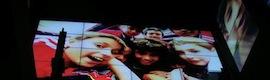 El Museo Benfica instala un videowall de 120 pantallas de 47″ de LG Electronics para recibir a sus visitantes