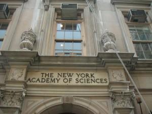 New Yor Academy of Sciences