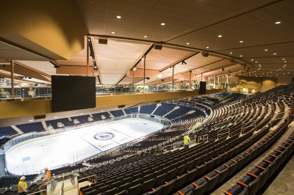 Transformacion del Madison Square Garden