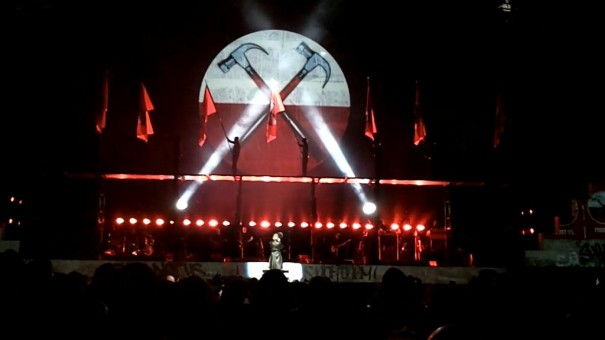 Panasonic y XL Video en The Wall Live de Roger Waters