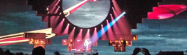 XL Video utiliza los proyectores de Panasonic para la The Wall Live de Roger Waters