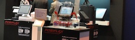 Posiflex presenta el TPV táctil y ultracompacto HS-2320 en SIMO Network 2013 para retail