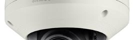 Samsung SNV-6084 y SNV-5084, minidomos de red resistentes a la intemperie y el vandalismo