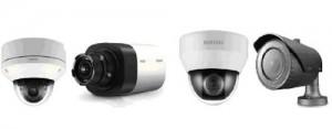 Samsung Techwin camaras con WisiNet