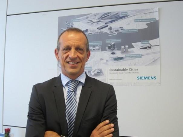Siemens Building Technologies Jesus Daza