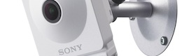 Sony presents their cameras for video surveillance HD Wireless SNC-CX600W and SNC-CX600