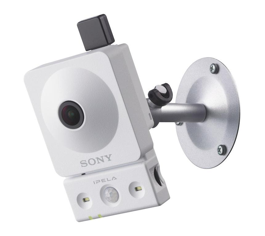 Sony presenta sus c maras de videovigilancia hd - Camaras de vigilancia inalambricas ...