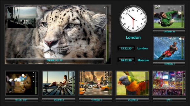 StreamLabs Stream MultiScreen 5.0