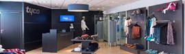 Tyco recrea el escenario de una tienda de moda en su Retail Experience Center para mostrar los beneficios de su plataforma TrueVue