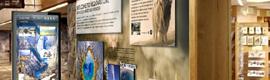 El Parque Nacional de Yellowstone instala kioskos interactivos con Savant para informar a sus visitantes
