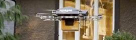Amazon planea entregar `volando´ los paquetes en casa del cliente mediante drones