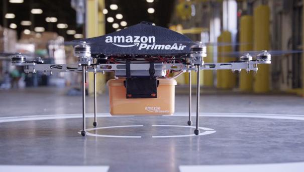 Droni di Amazon
