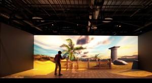 Barco Galaxy 4K foto VR4i