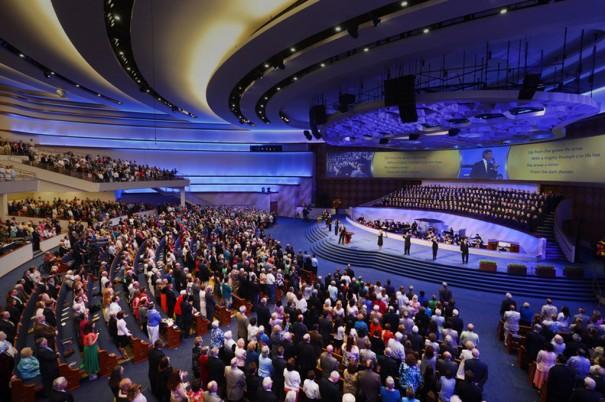 Barco iglesia Baptist Dallas